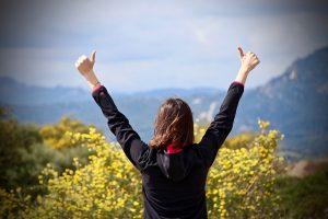Comment vous entourez-vous de pensées positives ?