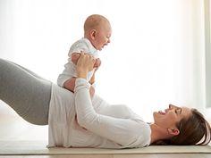 Comment perdre de poids après la grossesse?