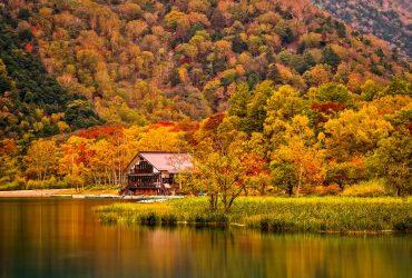 déco maison extérieur automne