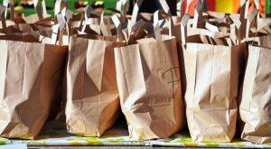 Le sac en papier, un élément écologique et très pratique