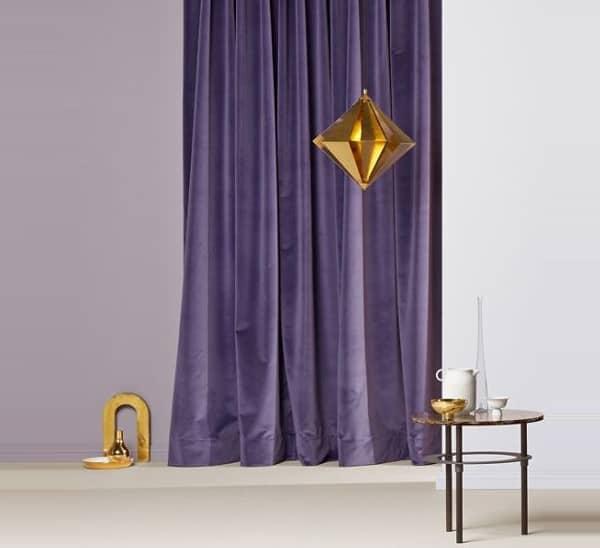 rideaux pour cacher la porte