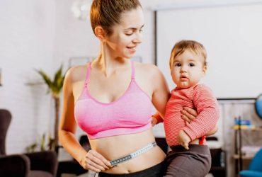 comment perdre du poids pendant l'allaitement