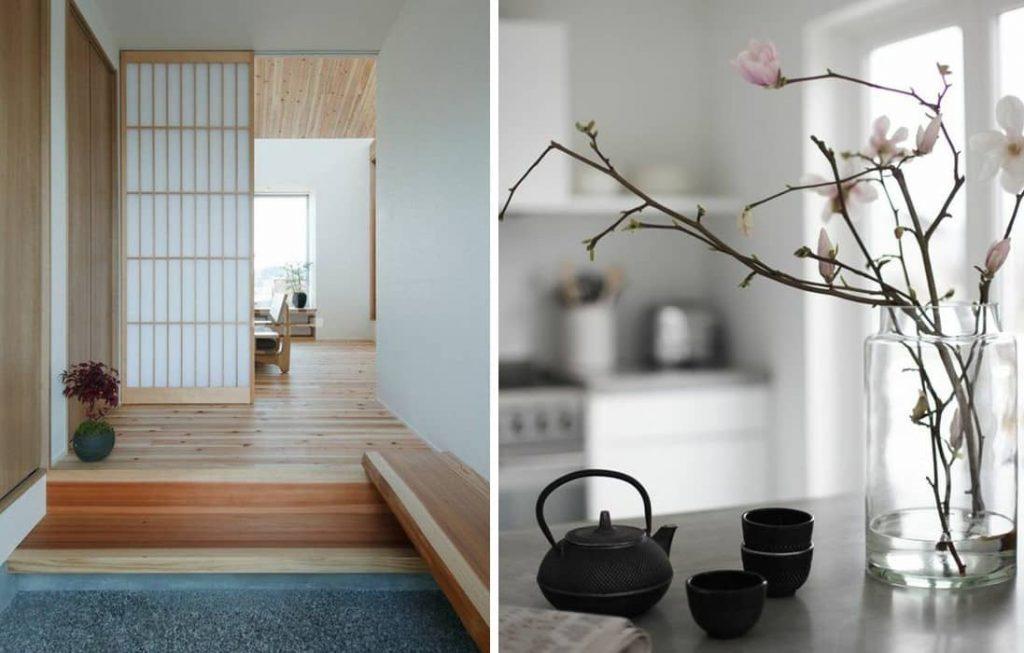 inspiration décoration japonaise