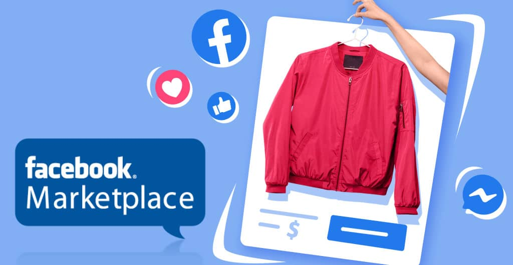 Facebook Marketplace vêtements
