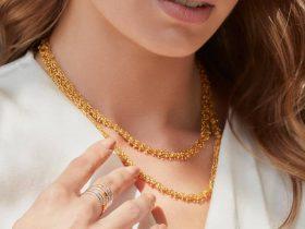 plaqué or : bijoux pour femme