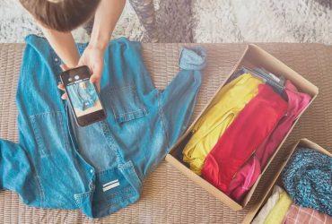 Vendre ses vêtements en ligne : les meilleurs sites et applications