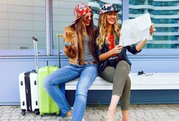 voyager entre filles