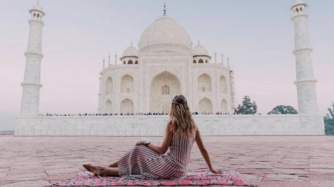 femme qui voyage seule en Inde