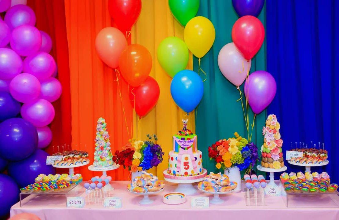 déco fête d'anniversaire